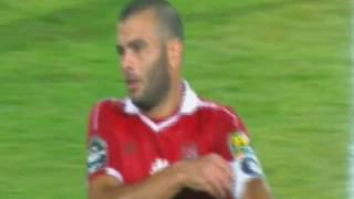 شاهد.. عماد متعب يقتنص هدف التعادل للأهلي في شباك زيسكو