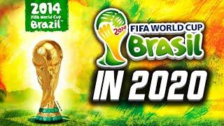 2014 World Cup Brazil but it's in 2020... screenshot 2