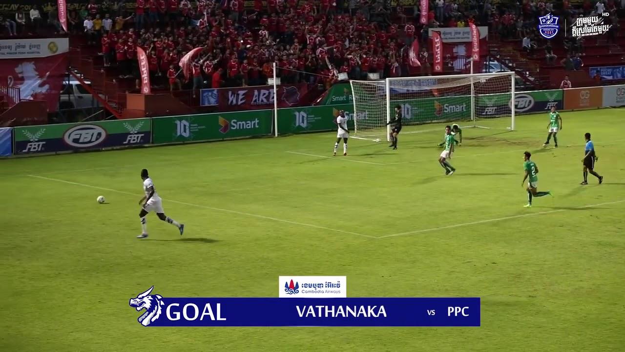 All Chan Vathanaka goals in 2019 Season