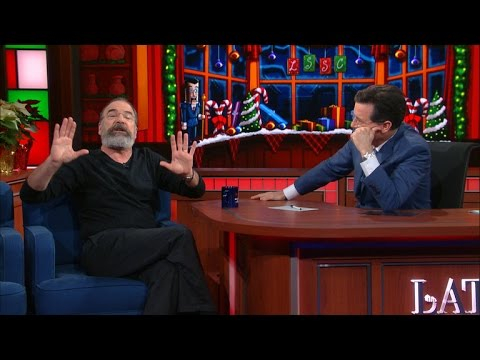 Mandy Patinkin Wants Us To Exercise Our Humanity - YouTube