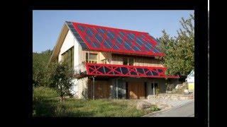 Солнечное отопление дома в феврале(, 2016-03-26T10:00:46.000Z)