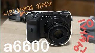 SONY a6600 언…