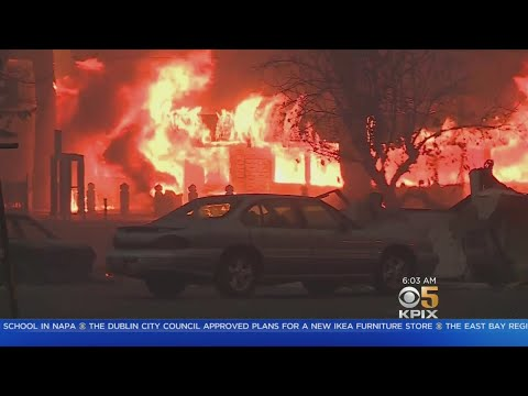 CAMP FIRE: Wildfire continues to rage in Butte County and now nearing Chico