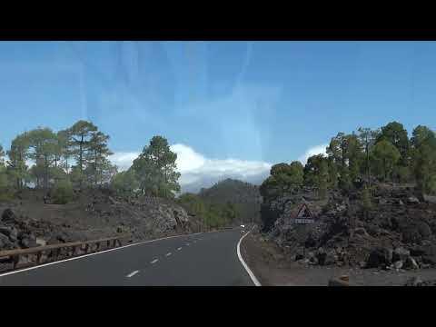 Teide Volcano Straße road route strada  道路 Дорога Droga estrada جاده la carretera 路 vulkan 火山вулкан