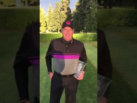 Jim McNelis Wins 31st Washington State Senior Men's Amateur Championship