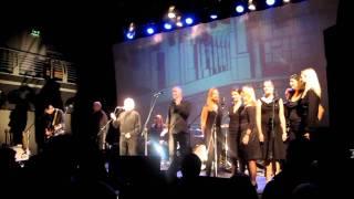 Umakart & Václav Neckář - Půlnoční, Alois Nebel Night, 23.9.2011, Divadlo Archa
