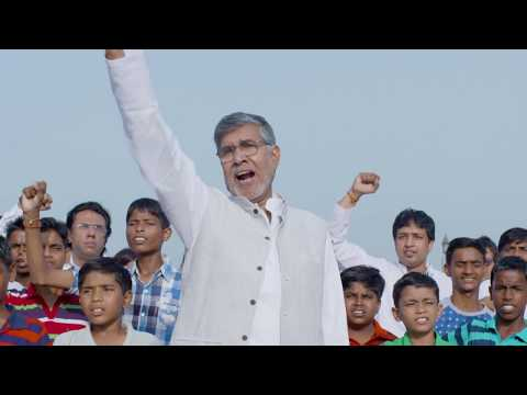 Kailash Satyarthi Declares War Against Child Sexual Abuse & Trafficking