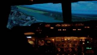 Concorde Simulator at Brooklands