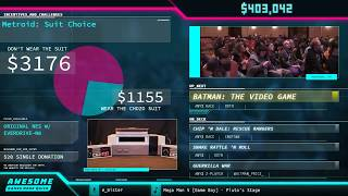 Batman: The Video Game by dxtr and EndySWE in 10:18 AGDQ 2018