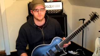 esp eclipse ii 7 string review