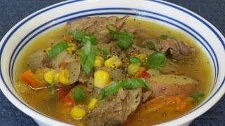 Awesome Slow Cooker Lamb Stew With Irish Soda Bread