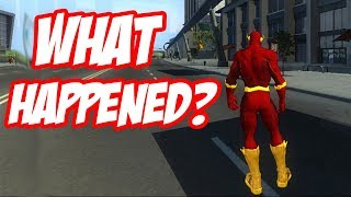 The Cancelled Flash Video Game - What Happened?
