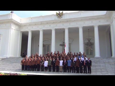 Pelepasan Kontingen OlimpadeRio de Jeneiro oleh Presiden dan Menpora RI Mp3