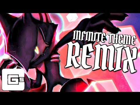 Sonic Forces ▶ Infinite Theme (Remix/Cover) [ft. Cosmitto] | CG5