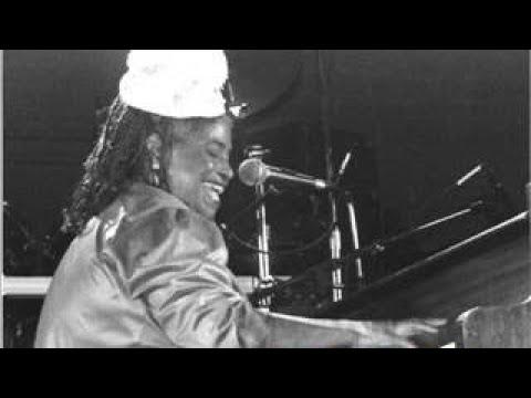 Katie Webster San Francisco Blues Festival Fort Mason, California. 1990