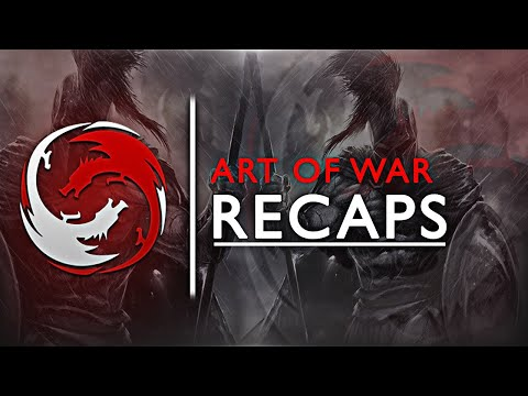Art of War vs Kronos | Clash of Clans War Recap | Potluck
