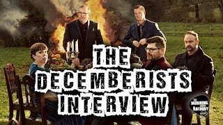The Decemberists Interview