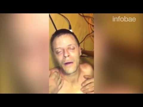Transmitieron en vivo  cómo sus padres estaban drogados con heroína.