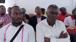 Science week in DRC