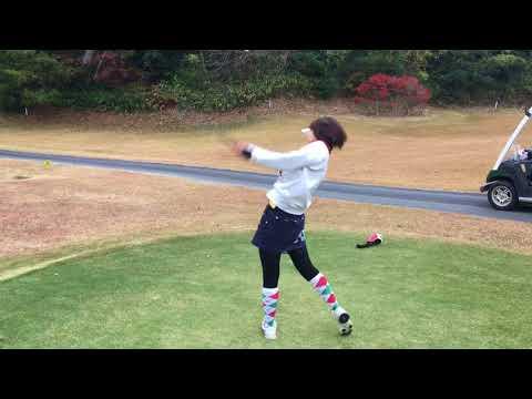 霞ゴルフコース20171129