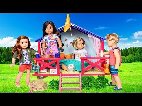 Camp Hangout Set Cabin Review