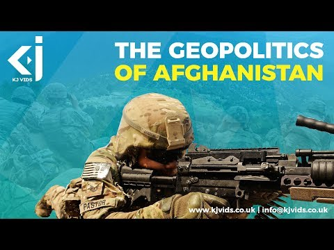 The Geopolitical Significance of Afghanistan