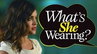 Pretty Little Liars Style: Get Aria, Emily & Hanna's Looks!