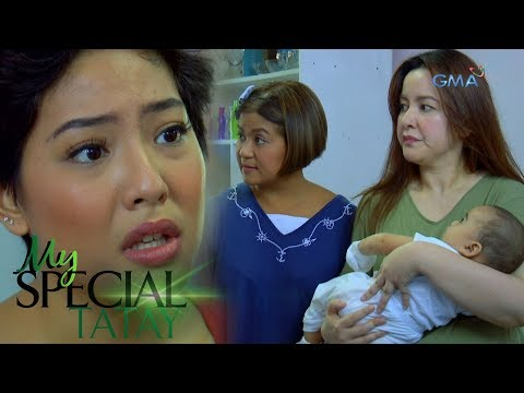 My Special Tatay: Aubrey's sincerity and lies | Episode 44