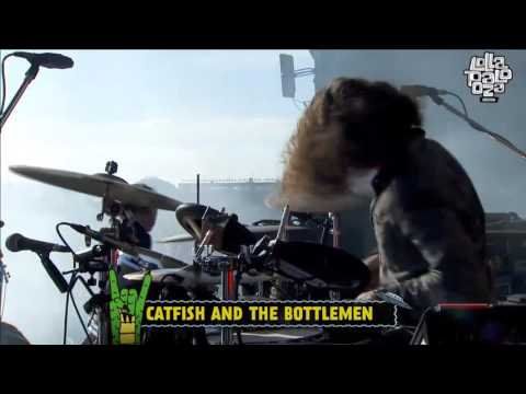 Tyrants by Catfish and The Bottlemen at Lollapalooza Argentina 2017