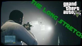 """GTA V Walkthrough: Mission 6 - The Long Stretch """"Vulva Vullllllllllva"""""""