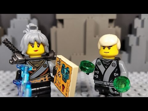 Lego ninjago rune the master of translation vs mark the master of earth youtube - Ninjago vs ninjago ...
