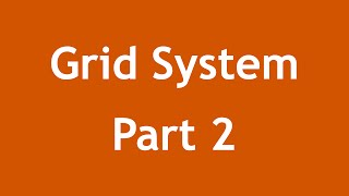 [ Twitter Bootstrap 3 In Arabic ] #05 - Grid System Intro Part 2