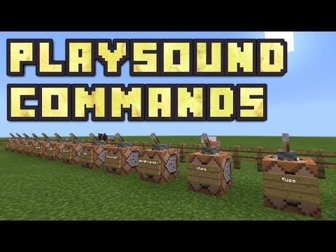 how to make commands in minecraft pe