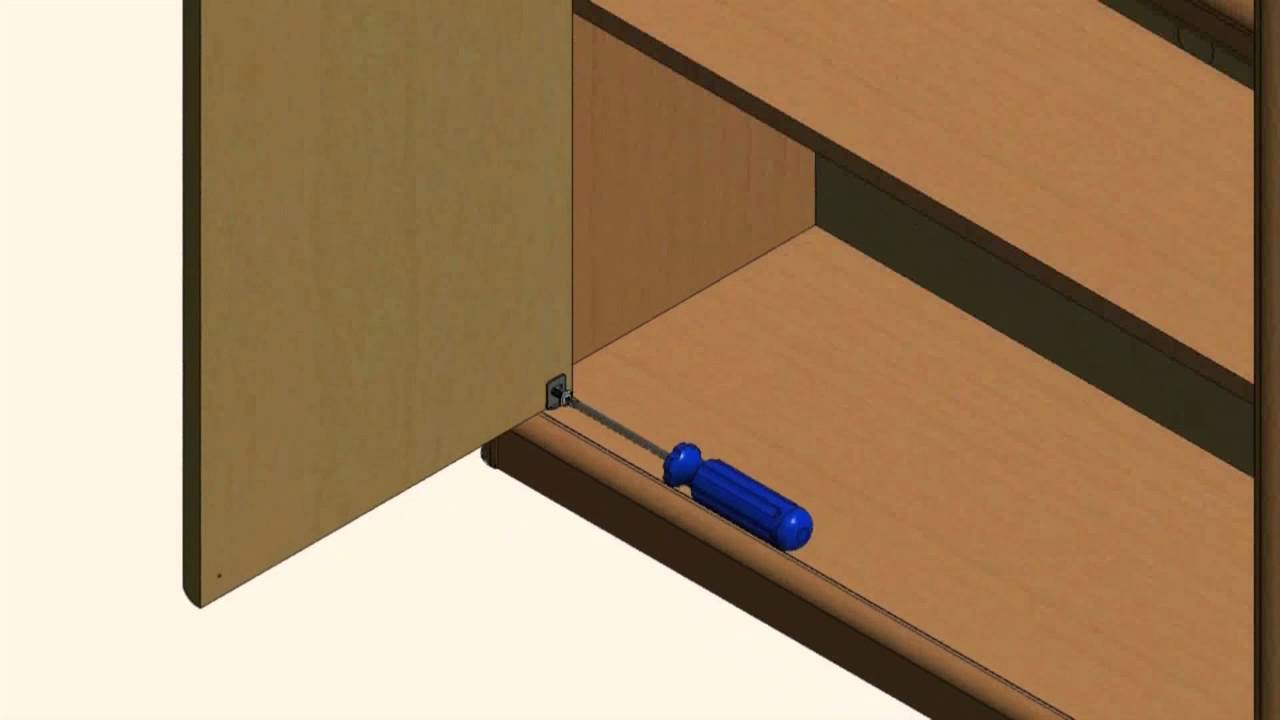 How to Install & Adjust Door with Pivot Hinge - YouTube