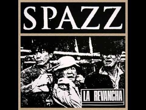 Spazz - La Revancha LP [2011] Re.