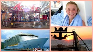 Fowler Family Vacation: Caribbean Cruise