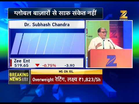 Zee will be the world largest media network by 2022: Dr Subhash Chandra