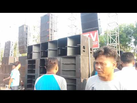 ATV trendy wonogiri , demo sound sawo ponorogo