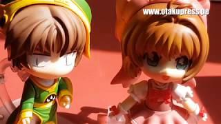 UNBOXING Nendoroid de Li Syaoran de Card Captor Sakura