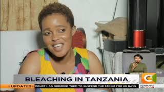 Bleaching in Tanzania
