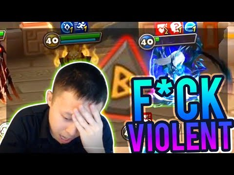 HOW IS THAT EVEN POSSIBLE! - Island Tilt Day... - Summoners War