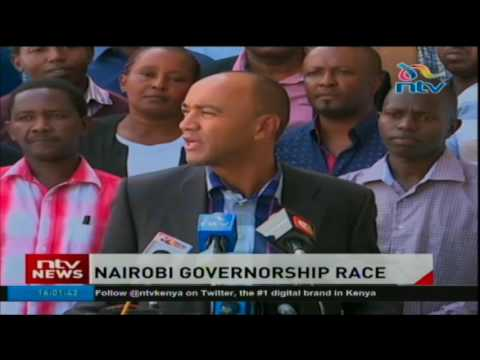 Peter Kenneth quits Jubilee Party, to vie as an independent