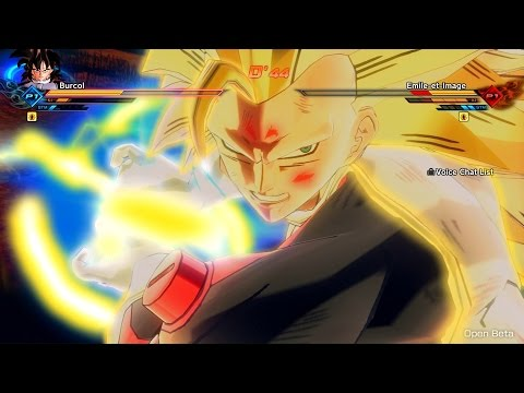 ALL OR NOTHING KAMEHAMEHA!!