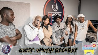 Ama A-Lister, Blaq Diamond and S'bahle, join Legendary Breakfast and talk Umuthi Records and more