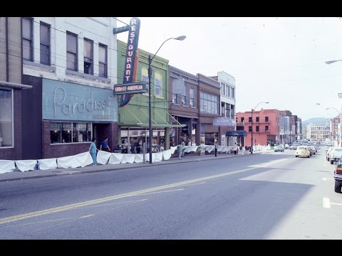Asheville in the 1980's: Save Downtown Asheville & The Wrap