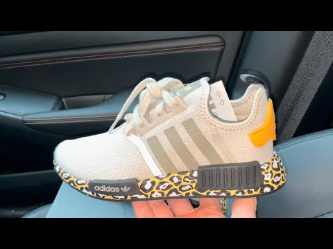 Adidas NMD R1 Bliss Leopard shoes