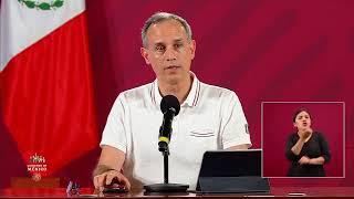 Conferencia de Prensa #COVID19 | 4 de julio de 2020 #GraciasPorCuidarnos