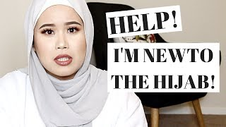 New to wearing the hijab! Tips for beginner hijabis