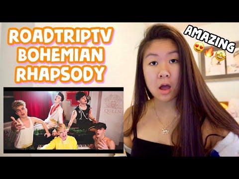 Roadtrip Tv - Bohemian Rhapsody (Queen Cover) *REACTION*