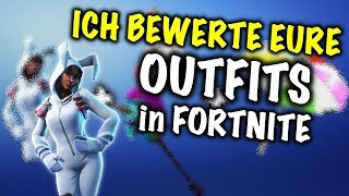 I VALUE YOUR OUTFITS (SKINS) in FORTNITE! THE FIERCEST OUTFIT